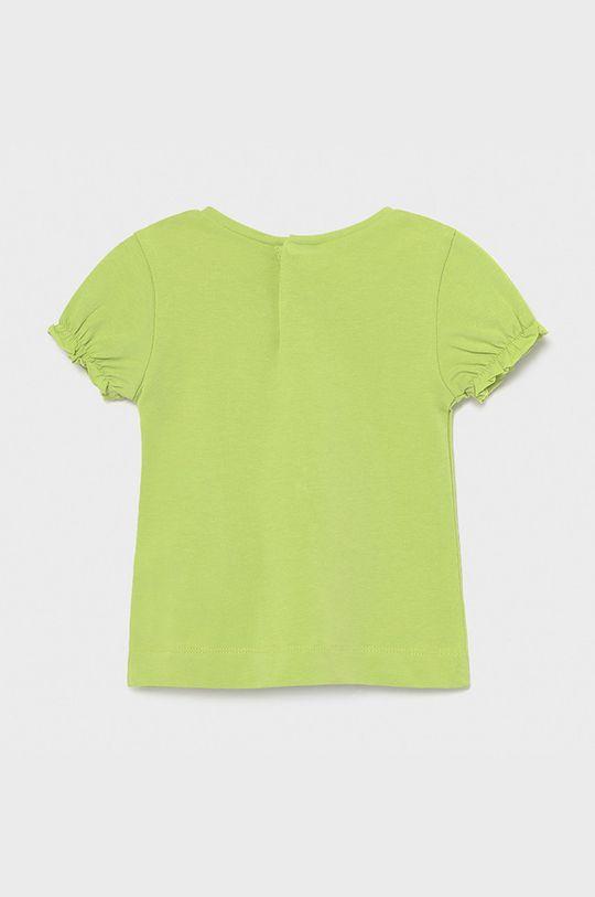 Mayoral - Detské tričko bledozelená