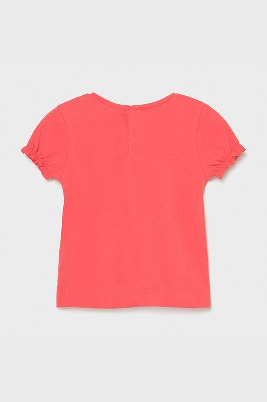 Mayoral - Detské tričko sýto ružová