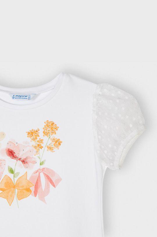 Mayoral - Detské tričko  75% Bavlna, 5% Elastan, 20% Polyester