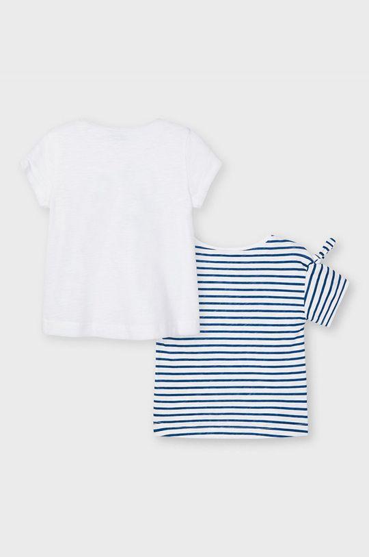 Mayoral - Dětské tričko (2-PACK) námořnická modř