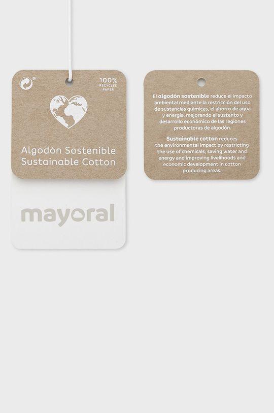 blady zielony Mayoral - T-shirt dziecięcy