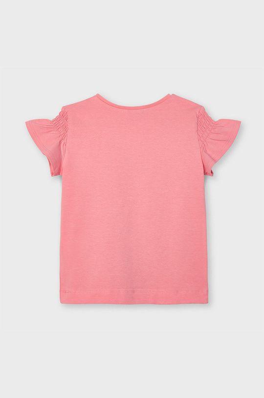 Mayoral - T-shirt dziecięcy 92 % Bawełna, 8 % Elastan
