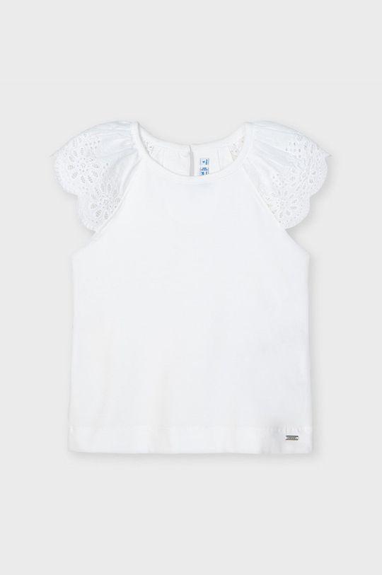 biela Mayoral - Detský top Dievčenský