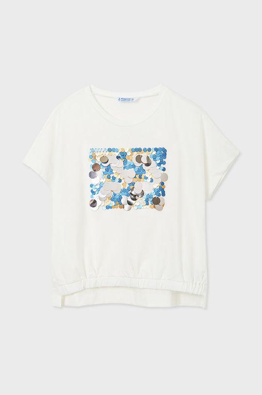 albastru deschis Mayoral - Tricou copii De fete