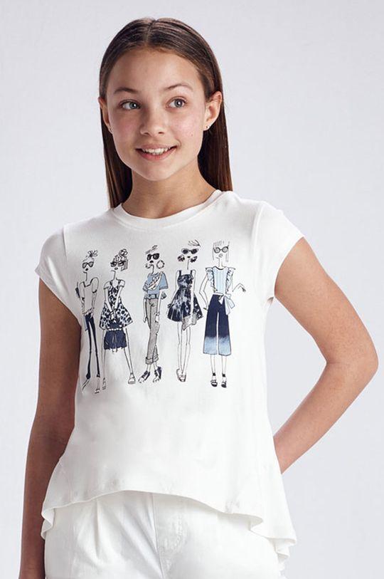 svetlomodrá Mayoral - Detské tričko Dievčenský