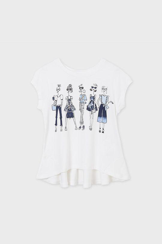 Mayoral - Detské tričko svetlomodrá