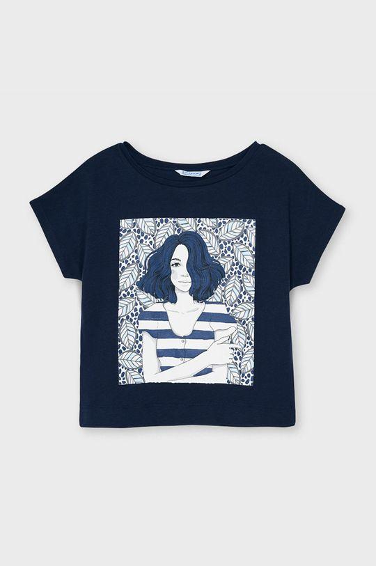 čierna Mayoral - Detské tričko Dievčenský