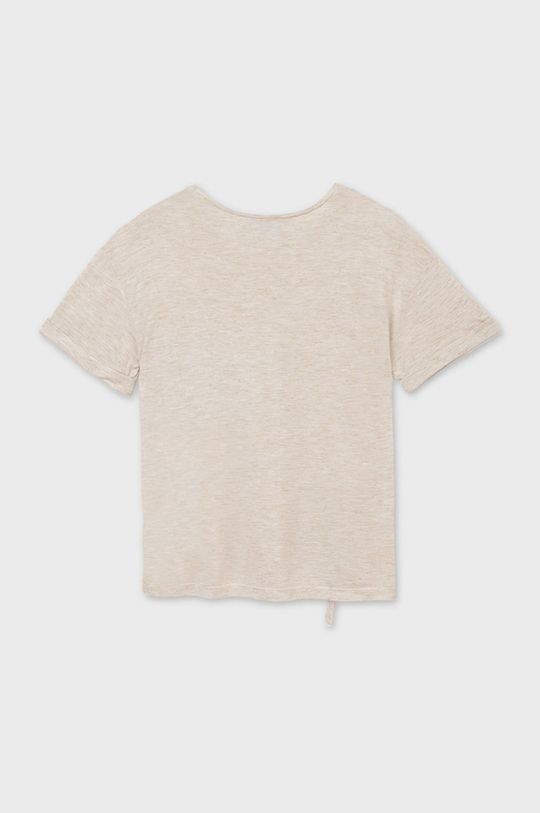 Mayoral - Detské tričko piesková