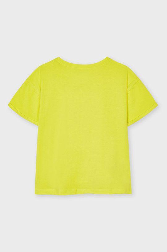 žltá Mayoral - Detské tričko