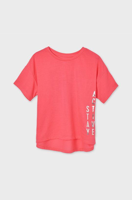 Mayoral - Detské tričko bledofialový