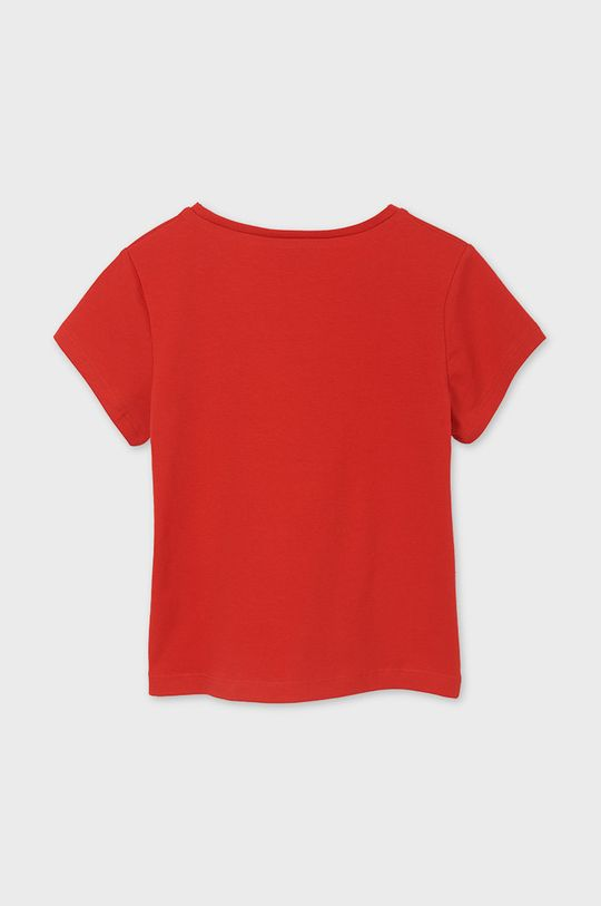 Mayoral - Tricou copii rosu ascutit