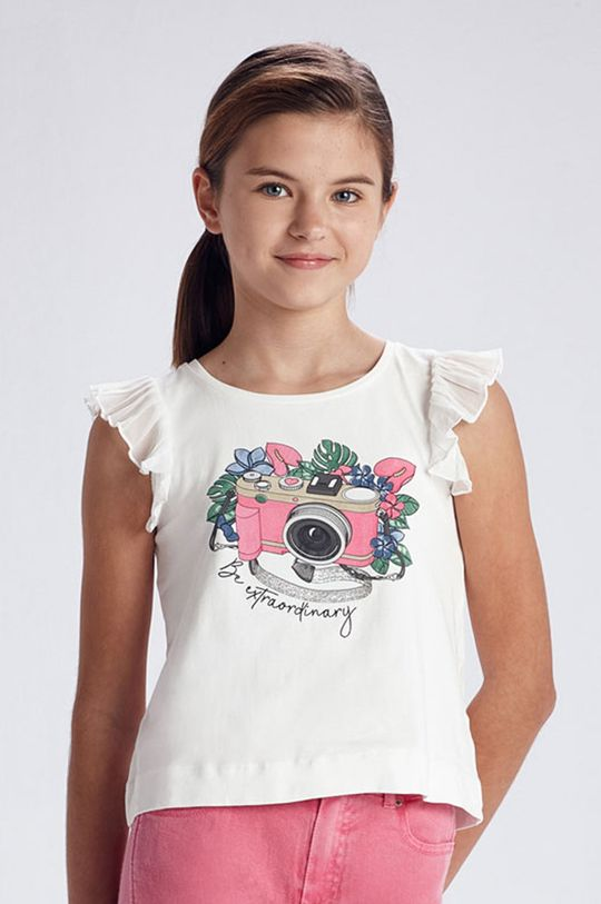 crem Mayoral - Tricou copii De fete