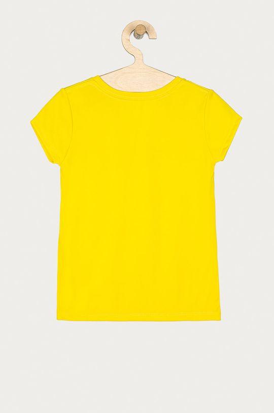 Polo Ralph Lauren - T-shirt dziecięcy 128-176 cm jasny żółty