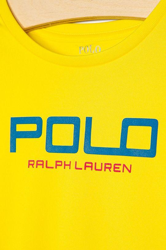 Polo Ralph Lauren - T-shirt dziecięcy 128-176 cm 100 % Poliester