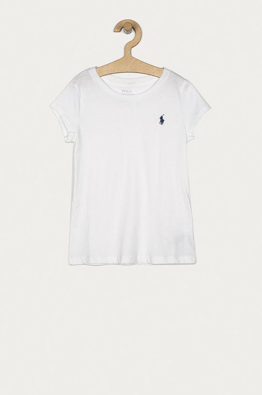 bílá Polo Ralph Lauren - Dětské tričko 128-176 cm Dívčí