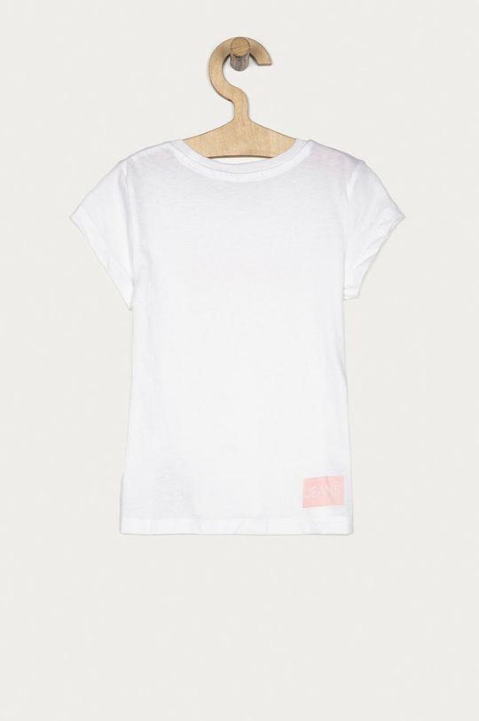 Calvin Klein Jeans - T-shirt dziecięcy 104-176 cm biały
