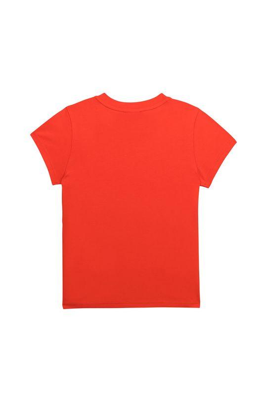 Dkny - Detské tričko 114-150 cm koralová