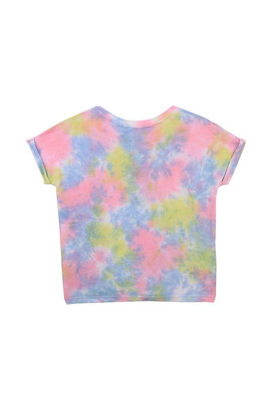 Dkny - T-shirt dziecięcy multicolor