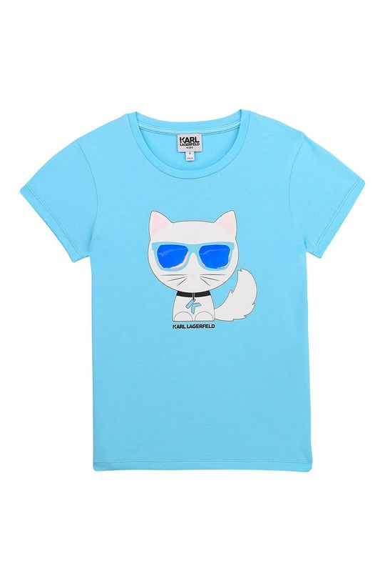 mořská Karl Lagerfeld - Dětské tričko Dívčí