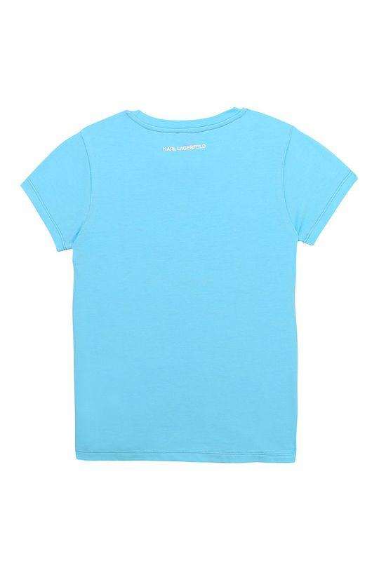Karl Lagerfeld - Dětské tričko mořská