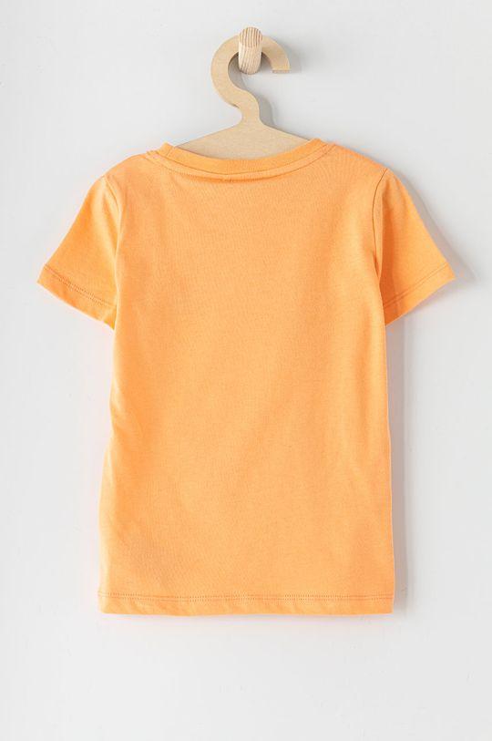 Name it - T-shirt dziecięcy brzoskwiniowy