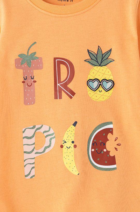 Name it - T-shirt dziecięcy 100 % Bawełna organiczna