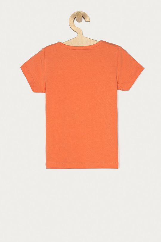 Name it - T-shirt dziecięcy 92-128 cm 95 % Bawełna organiczna, 5 % Elastan