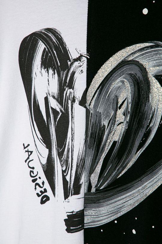 Desigual - Dětské tričko 104-164 cm černá