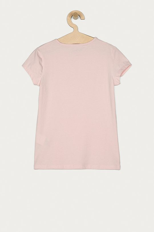 Pepe Jeans - Dětské tričko Hana 104-180 cm pastelově růžová