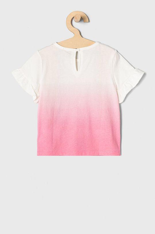 GAP - T-shirt dziecięcy 50-86 cm różowy