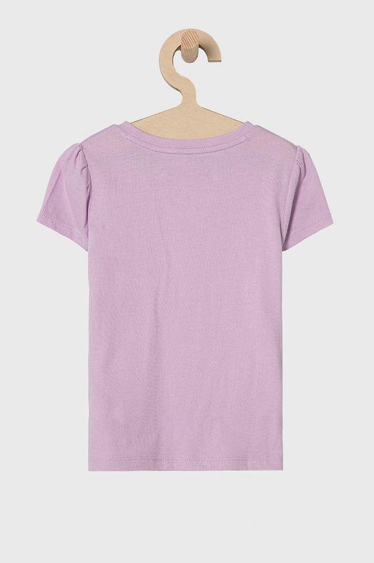 GAP - Dětské tričko 74-110 cm levandulová