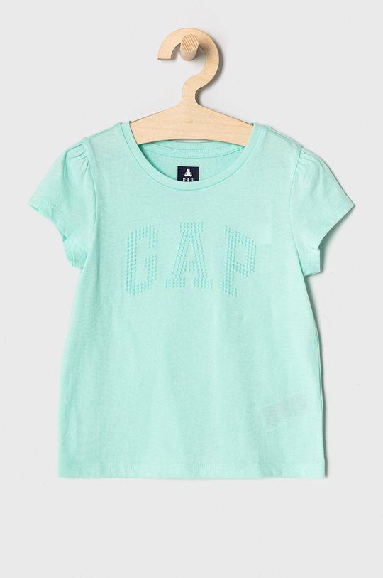 zielony GAP - T-shirt dziecięcy 74-110 cm Dziewczęcy