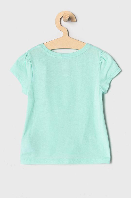 GAP - T-shirt dziecięcy 74-110 cm zielony