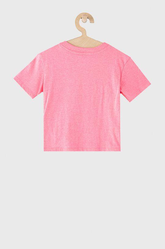 GAP - Detské tričko 104-176 cm ružová