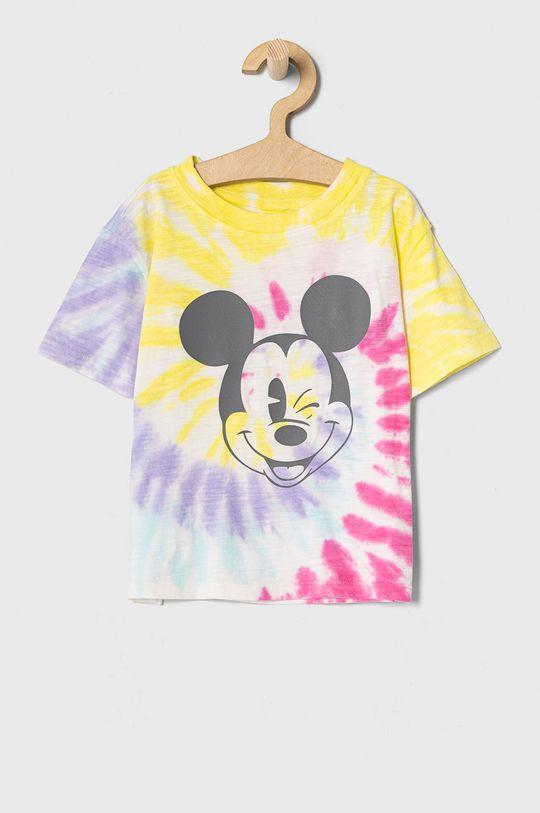 multicolor GAP - T-shirt dziecięcy 104-176 cm Dziewczęcy