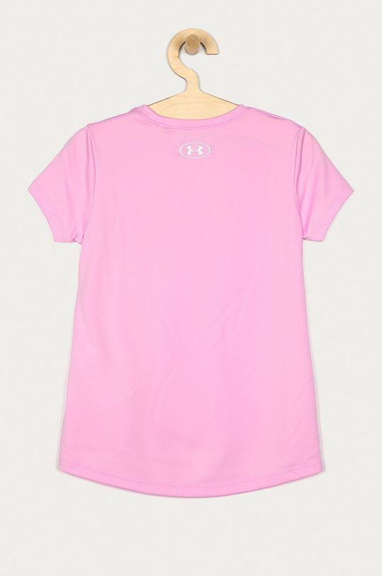 Under Armour - Dětské tričko 122-170 cm růžová
