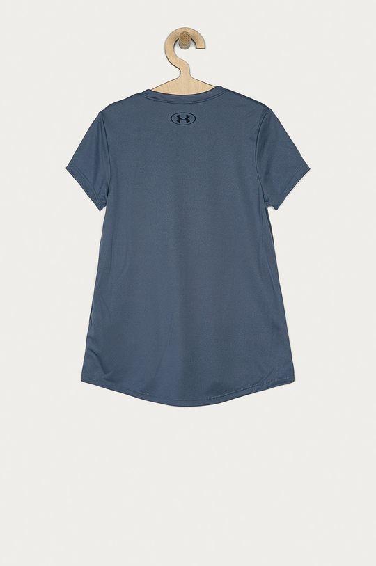 Under Armour - Detské tričko 122-170 cm oceľová modrá