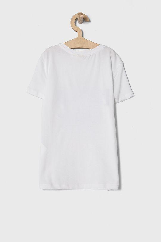 OVS - T-shirt dziecięcy 146-170 cm biały