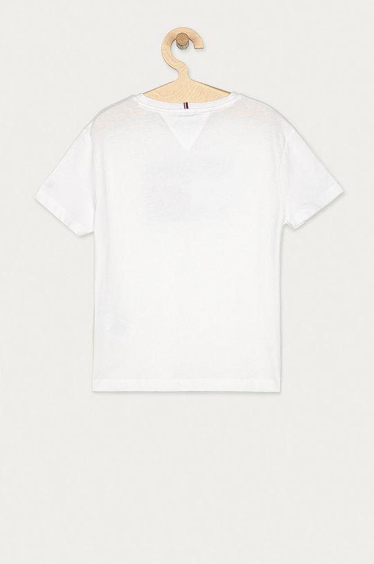 Tommy Hilfiger - T-shirt dziecięcy 104-176 cm 100 % Bawełna organiczna
