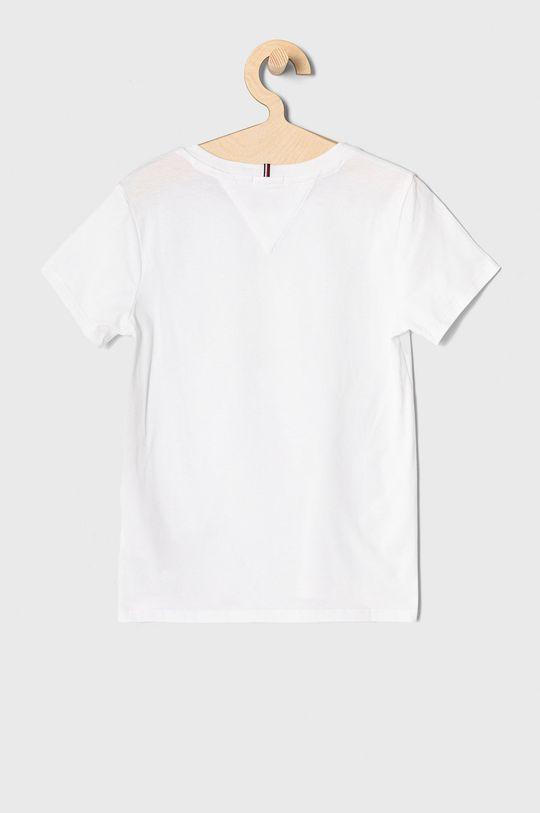 Tommy Hilfiger - Dětské tričko 104- 176 cm bílá