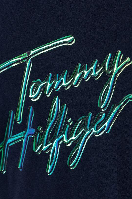 Tommy Hilfiger - T-shirt dziecięcy 104- 176 cm granatowy