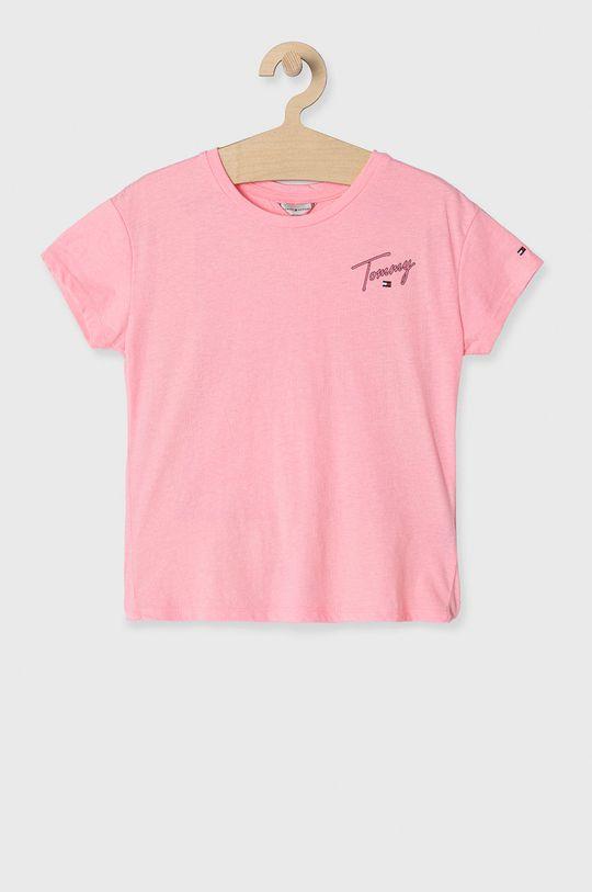 Tommy Hilfiger - Detské tričko 104-176 cm  60% Bavlna, 40% Polyester