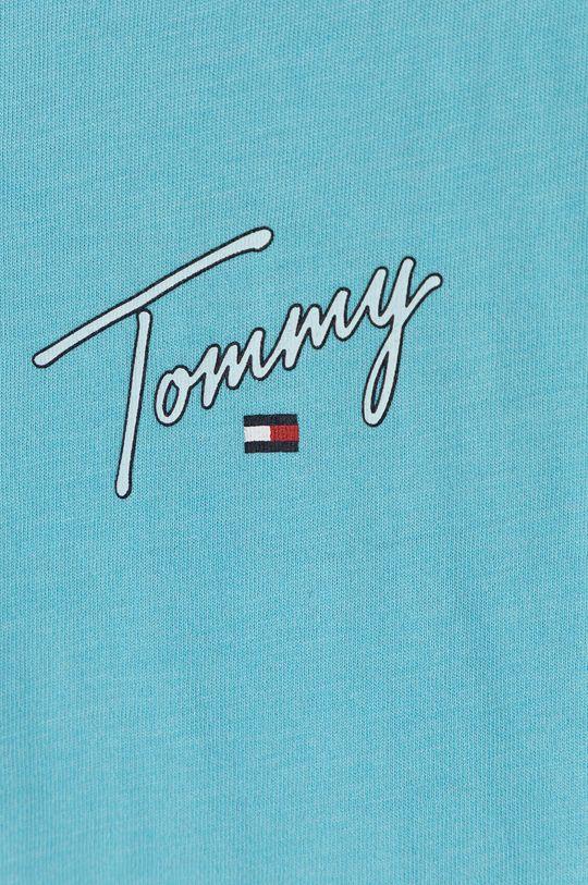 Tommy Hilfiger - T-shirt dziecięcy 104-176 cm niebieski