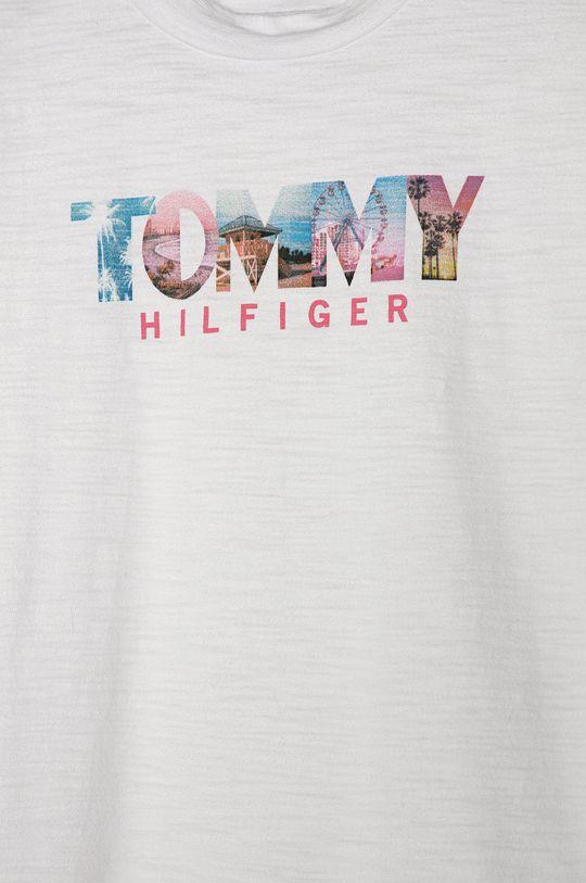 Tommy Hilfiger - Dětské tričko 128-176 cm bílá