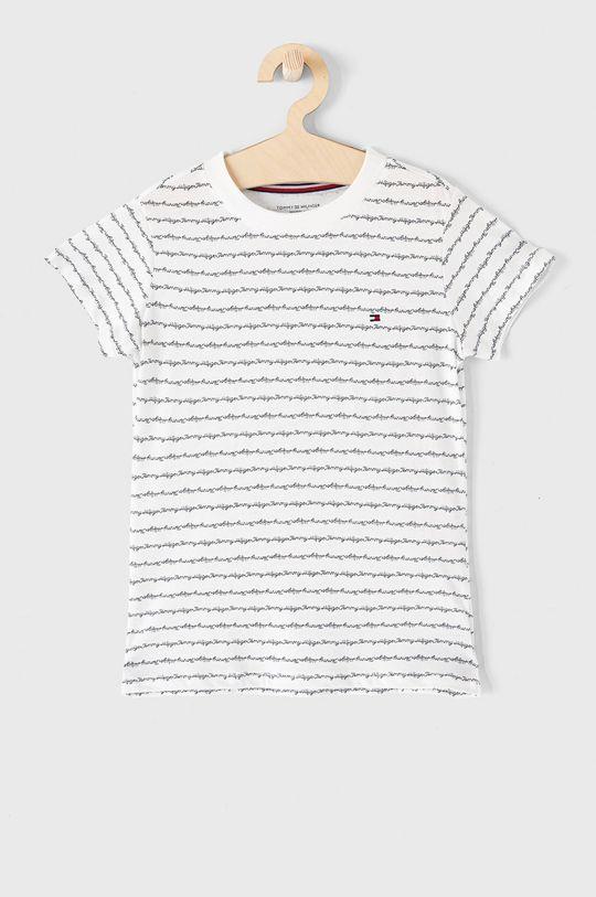Tommy Hilfiger - T-shirt dziecięcy 128-164 cm (2-pack) blady niebieski