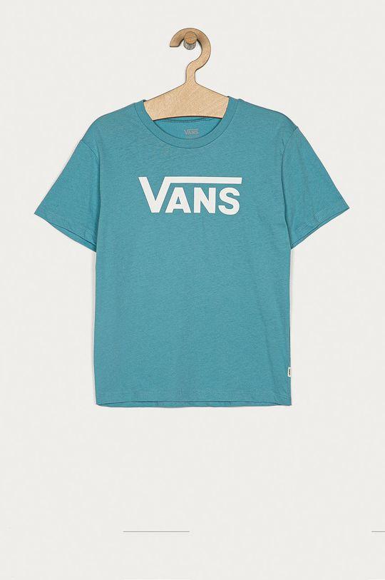 modrá Vans - Dětské tričko 129-173 cm Dívčí