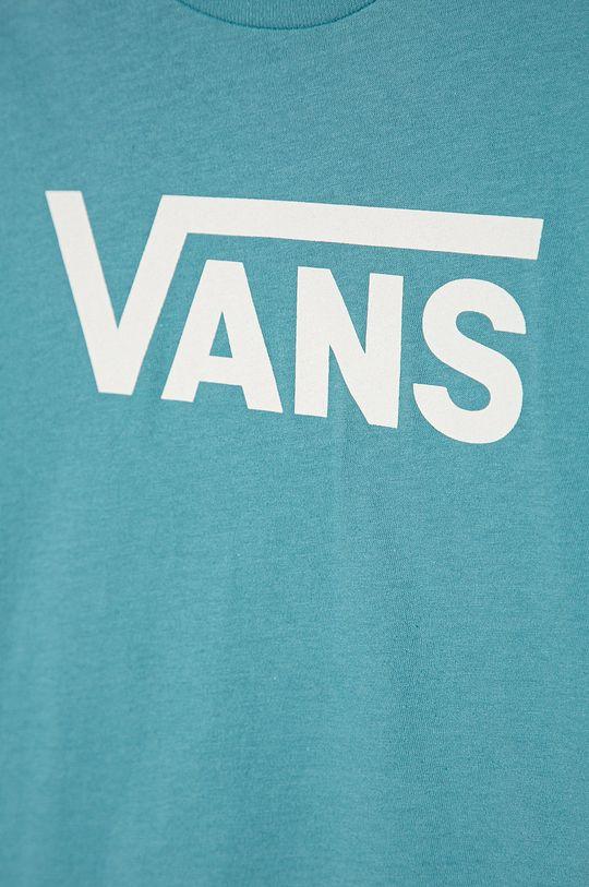 Vans - Dětské tričko 129-173 cm modrá