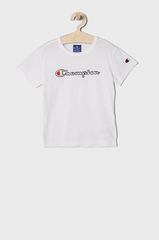 bílá Champion - Dětské tričko 102-179 cm Dívčí