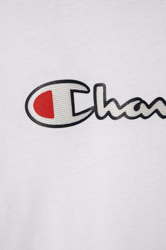 Champion - Dětské tričko 102-179 cm bílá