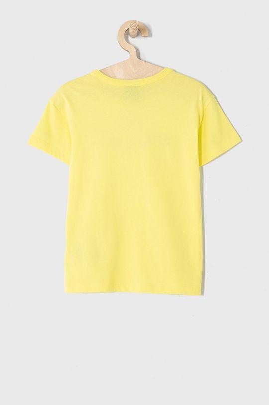Champion - Detské tričko 102-179 cm žltá